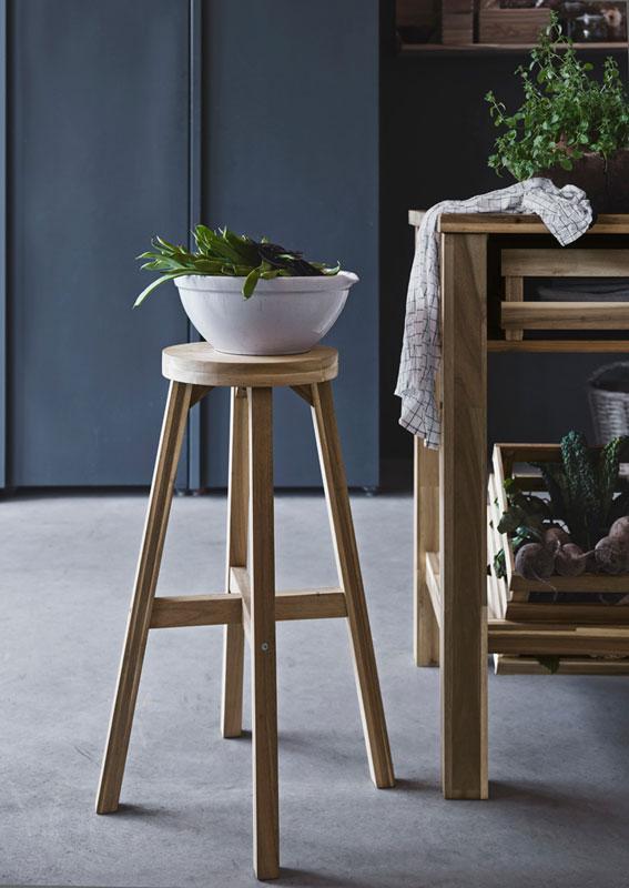 IKEA Neuheit, Neu, 2015, 2016, Skogsta, Serie Kollektion, Möbel, Nordisch,  Skandinavisch, Scandi Style, Interior, Schwedisch, Norwegisch, Küche,  Esszimmer, ...