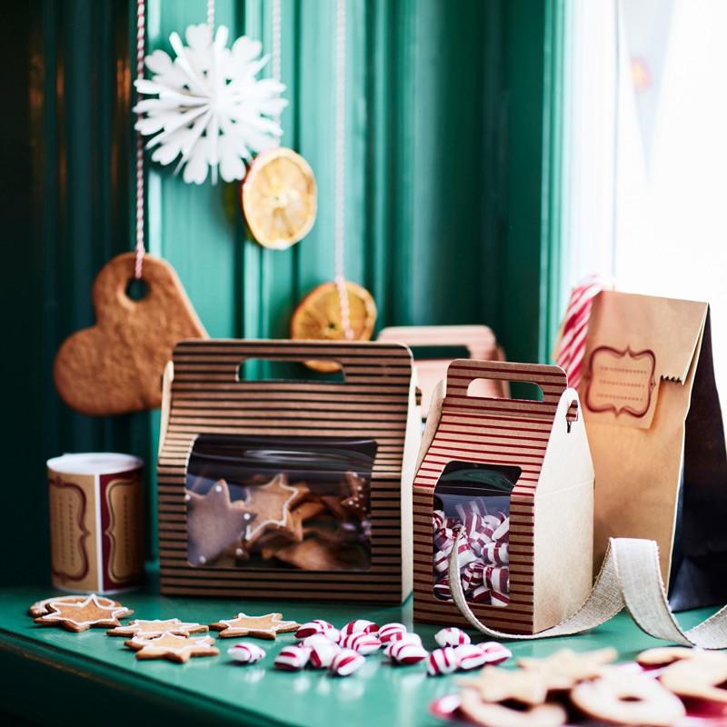 Ikea Küchen Katalog Bestellen ~ mit IKEA, IKEA, 2016, Weihnachten, Weihnachtsdeko, Dekoration