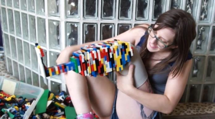Beinprothese aus LEGO, LEGO, Blog, Dänemark, Skandinavien