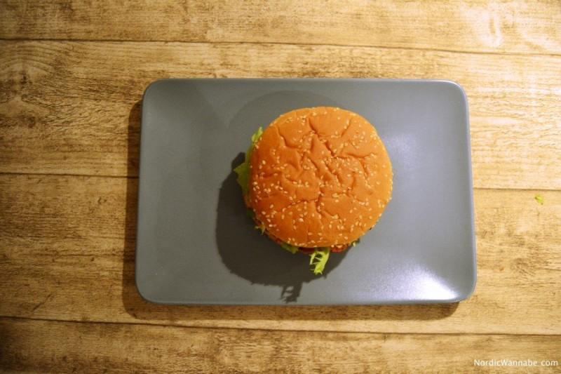 Lachsburger, norwegisch, skandinavisch, Rezept, Fischburger, Lachs, Blog, Norwegen, Skandinavien,