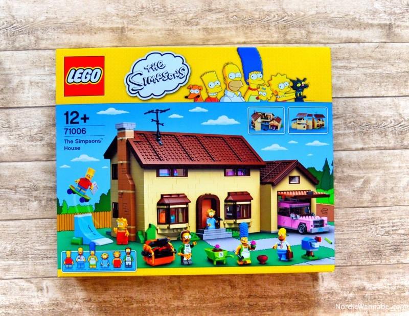 LEGO Simpsons Haus 71006