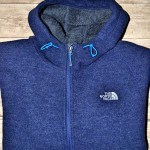 Fleecejacke The North Face, Norwegen, Skandinavien, blau, warm, weich, Blog, Outdoor