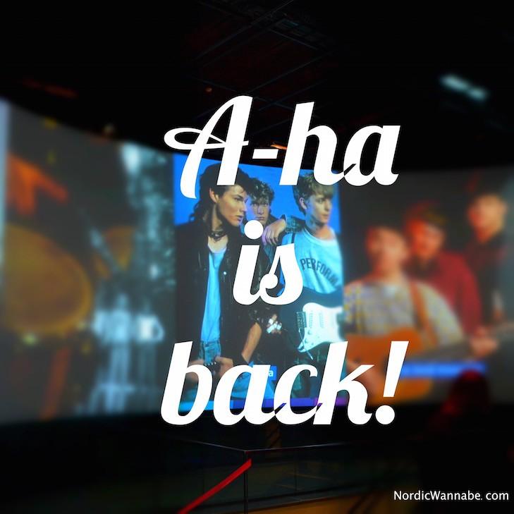 Comeback von A-ha