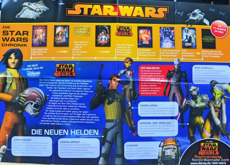 Lego Star Wars Poster