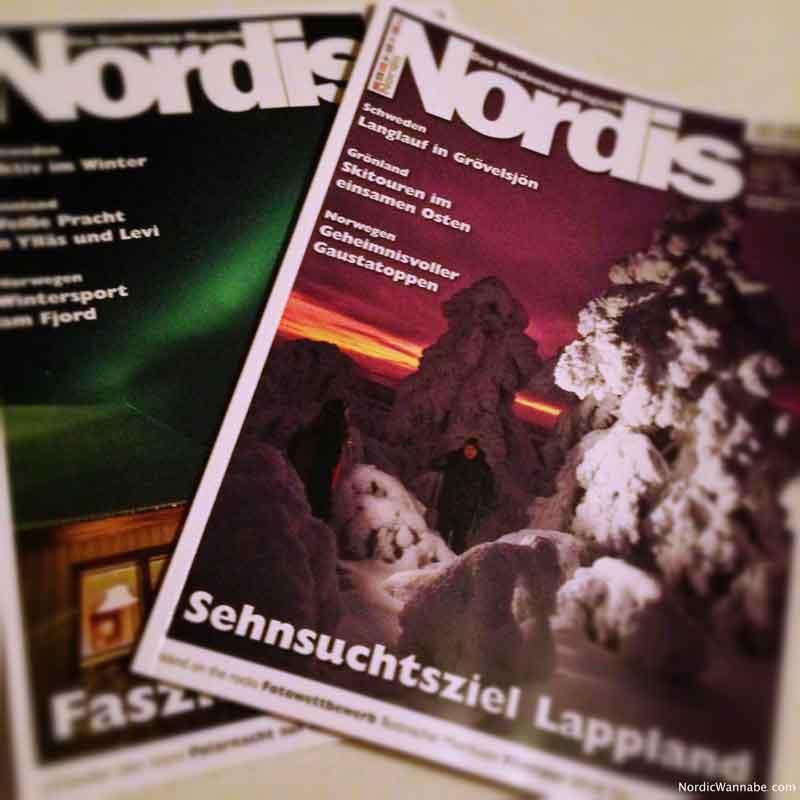 Norris, Skandinavien Magazin, über Nordeuropa, Norwegen, Dänemark, Schweden, Finnland