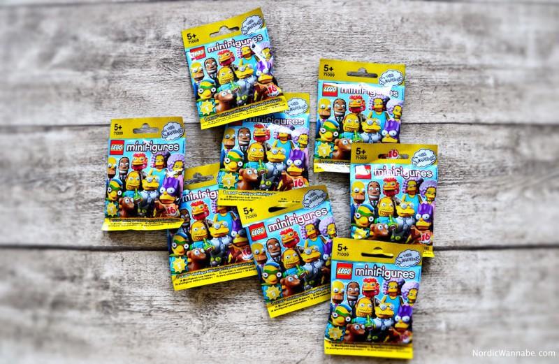 LEGO Simpsons Series 2 Serie