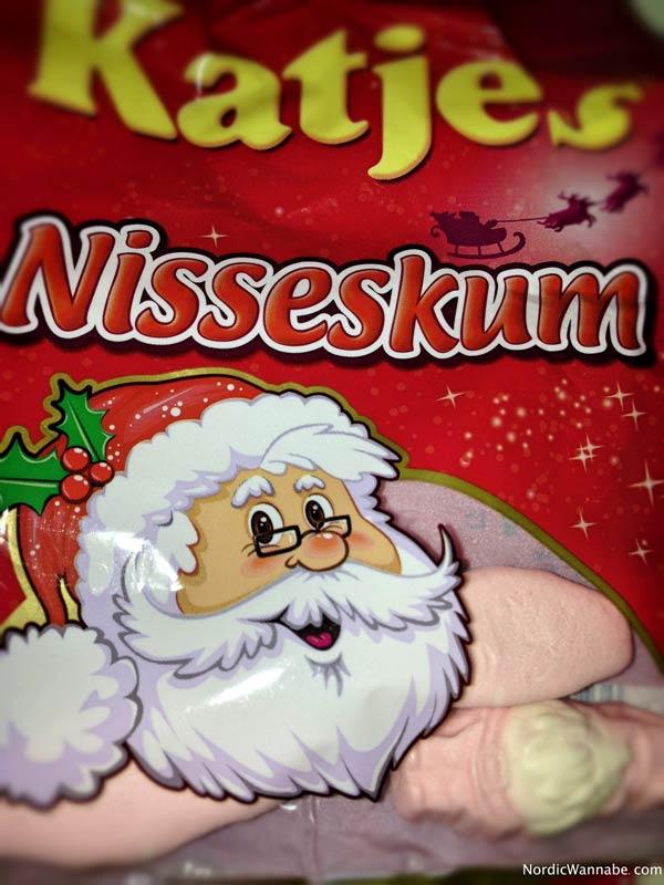 Katjes, Nisseskum, Dänemark, Süßigkeit aus Dänemark, Blog, Skandinavien