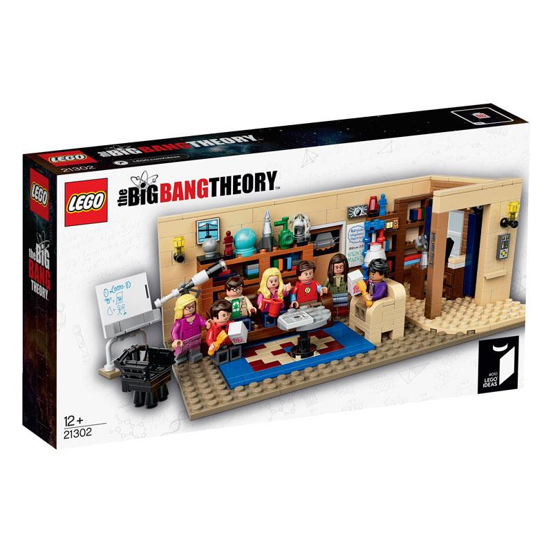 LEGO Ideas Big Bang Theory