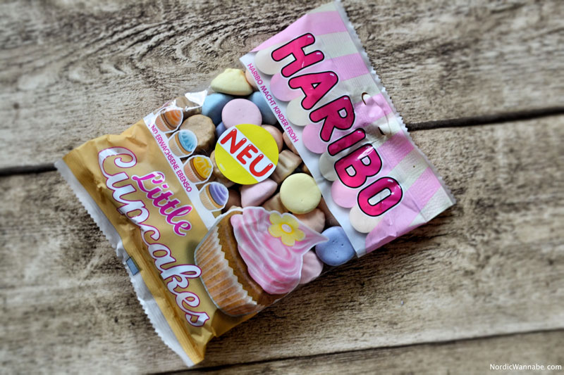 HARIBO Little Cupcakes neu 2015 Fashion Food Lifestyle www.NordicWannabe.com