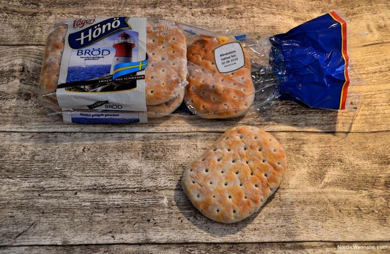 Hönö Bröd, Brot Blöd aus Schweden Hönö Pågen REWE Famila