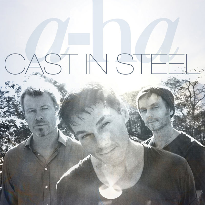 aha, a-ha neues Album 2015 Cast in Steel Norwegen Morgen Harket