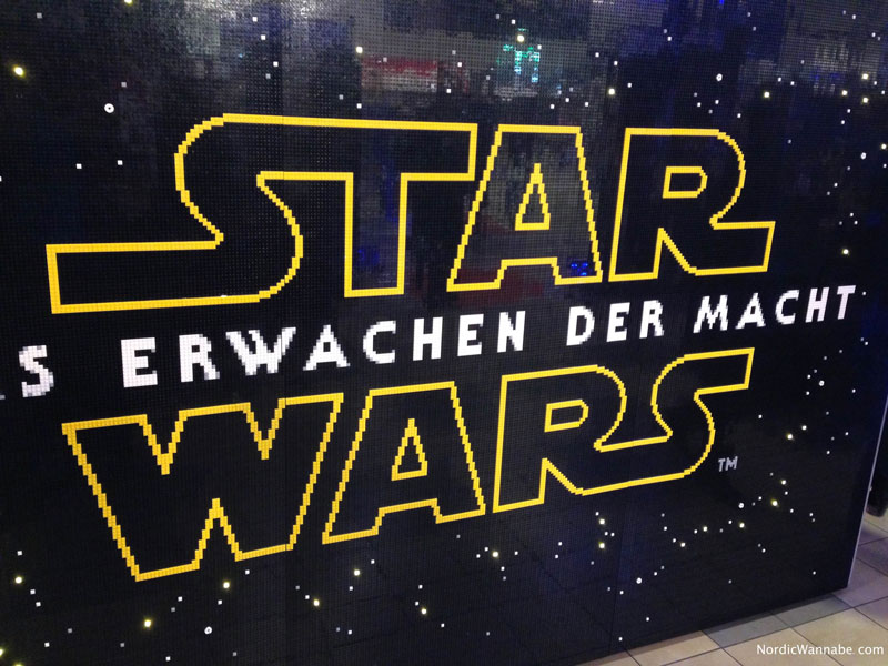 Lego Star Wars, Glaeria Kaufhof, Disney, Das Erwachen der Macht, The Force Awakens, Neuheit 2016, 2015, Forcefriday Force Friday Event Hannover