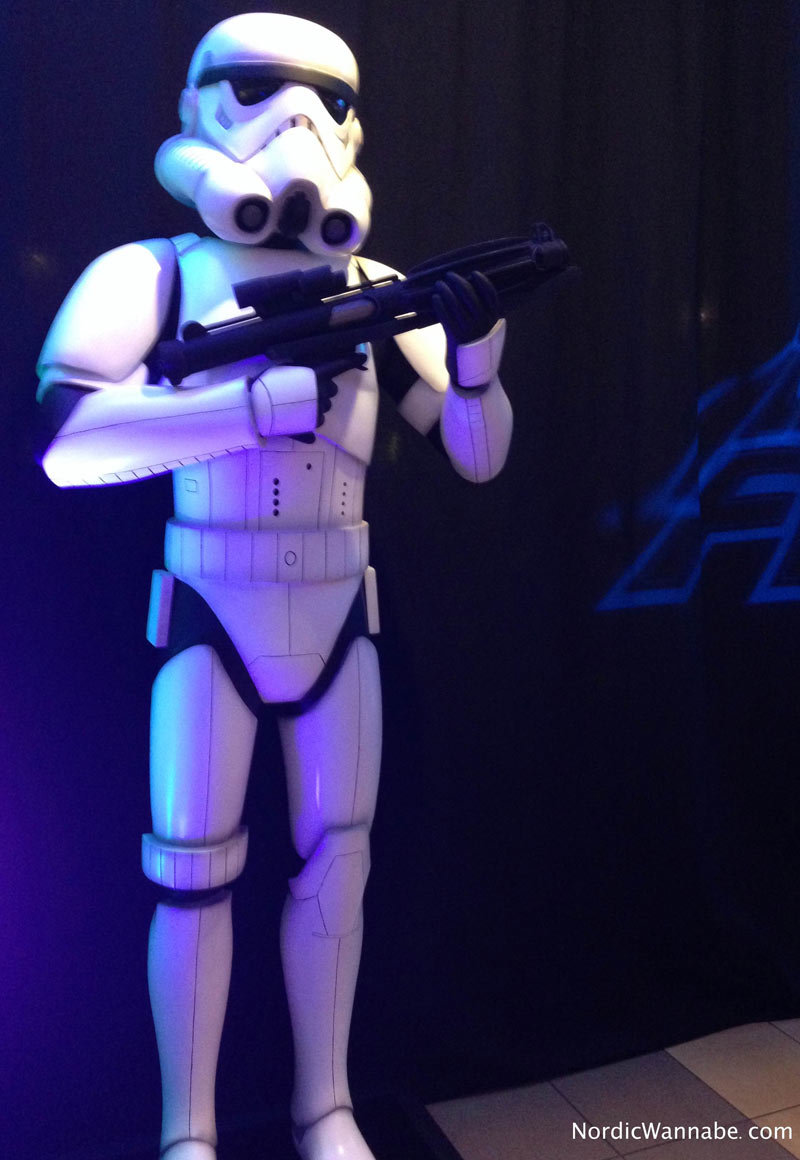 Lego Star Wars, Glaeria Kaufhof, Disney, Das Erwachen der Macht, The Force Awakens, Neuheit 2016, 2015, Forcefriday Force Friday Event Hannover