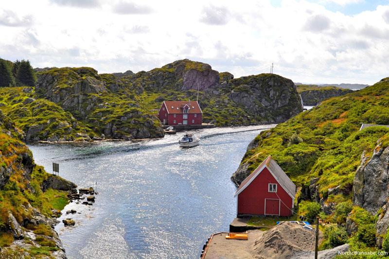 Skandinavien-Blog, Haugesund, Hauglandet, Olden, Olen, Bohrinsel, Norwegen, Skandinavien, Blog, Reise, Urlaub, Kreuzfahrt, Costa, Rovær, Langfossen, Akkrafjord,