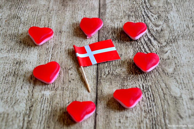 Herz, Weingummi, Fruchtgummi, Schaumzucker, Dänemark, Schweden, Skandinavien, Blog, Nordeuropa, Tiger, Store, Kopenhagen