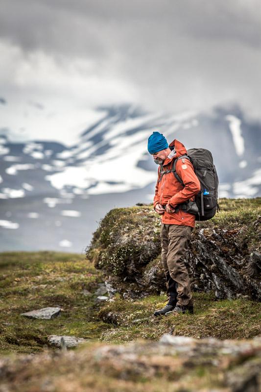 Fjällraven, Fluorcarbone, Outdoor, Trekking, wasserdicht, nachhaltig, umweltfreundlich, Keb Eco-Shell,