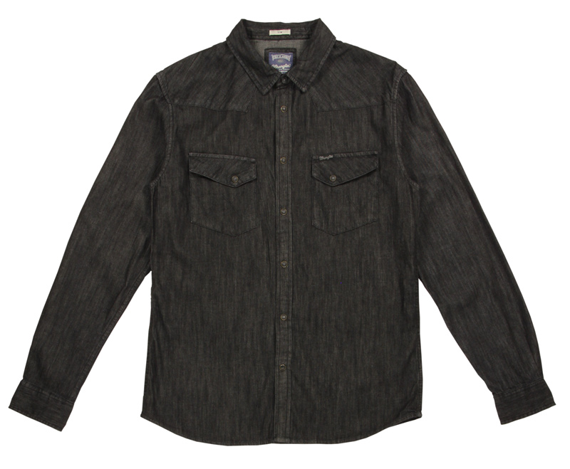 Men: Rain Ready City Western Shirt