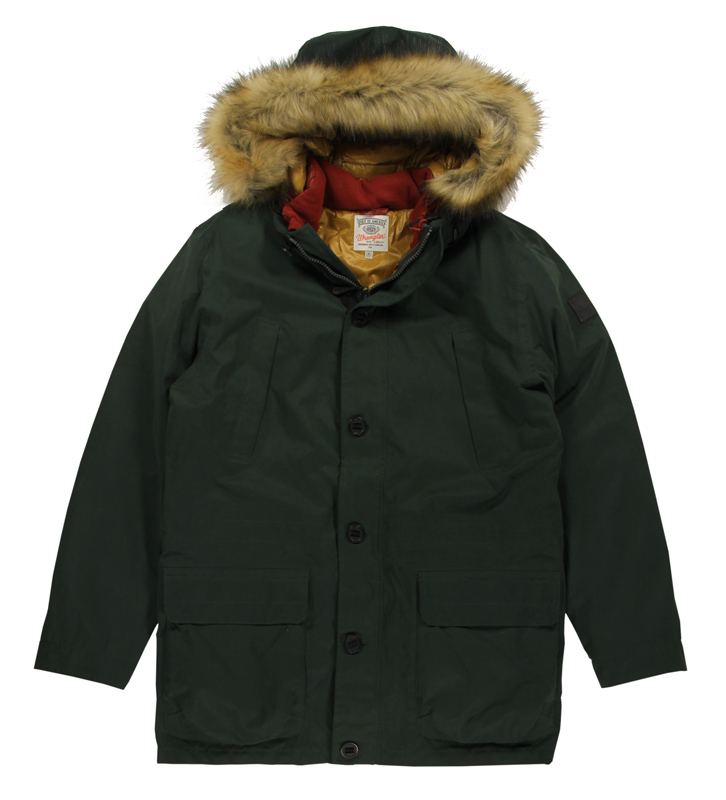 Men: Cold Rain Ready Explorer Jacket