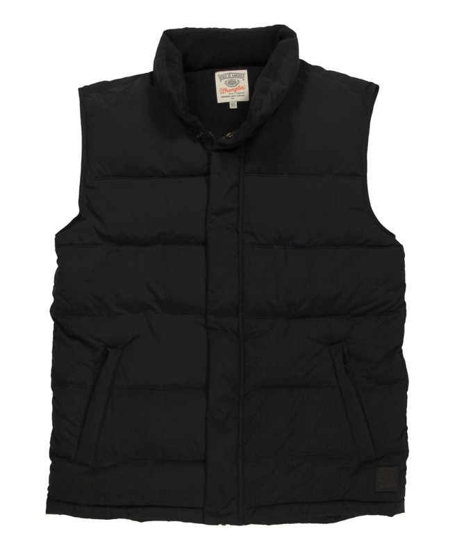 Men: Cold Ready Body Warmer