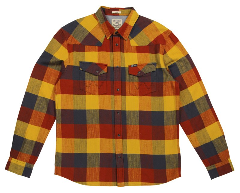 Men: Rain Ready Heritage Western Shirt