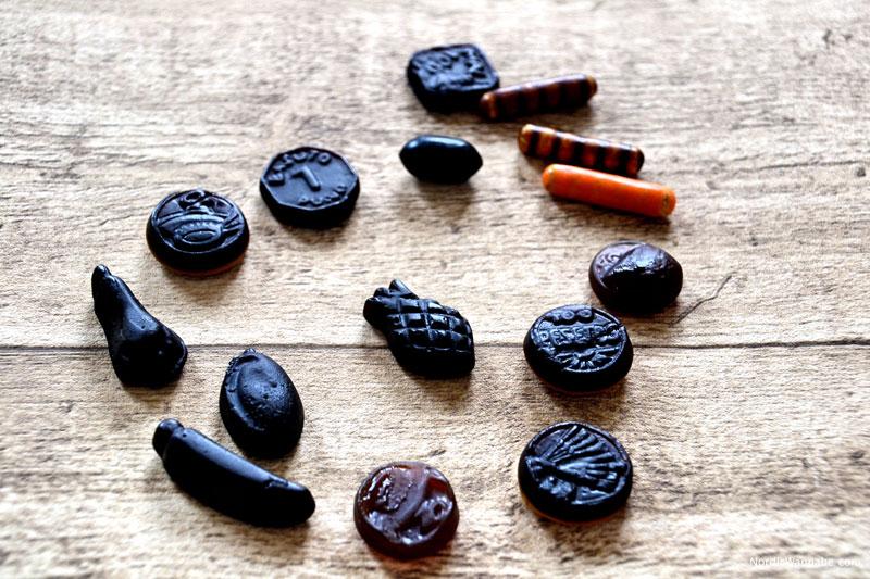 Lakritz aus Dänemark, Haribo, Fruchtgummi, Weingummi, Süßigkeit, Lakritz, Norwegen, Dänemark, Blog