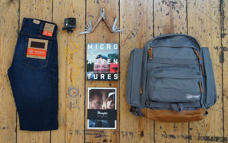 Wrangler, Jeans, Born Ready Adventures, Outdoor, Skandinavien, Fashion, Blog, Kampagne 2015