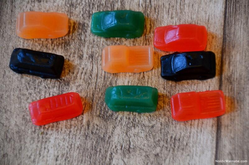 Weingummi, Fruchtgummi aus Finnland, Skandinavien, Blog, Schweden, Finnland, Dänemark, Tiger, Süßwaren, Süßigkeiten.