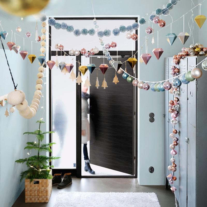 IKEA, Weihnachtsdeko, Dekoration, Kerzen, nordisch, skandinavisch, Blog, Norwegen, Schweden, Dänemark, Finnland, Trend, 2015, idyllisch, cosy, Skandinavien, Stern, Leuchten