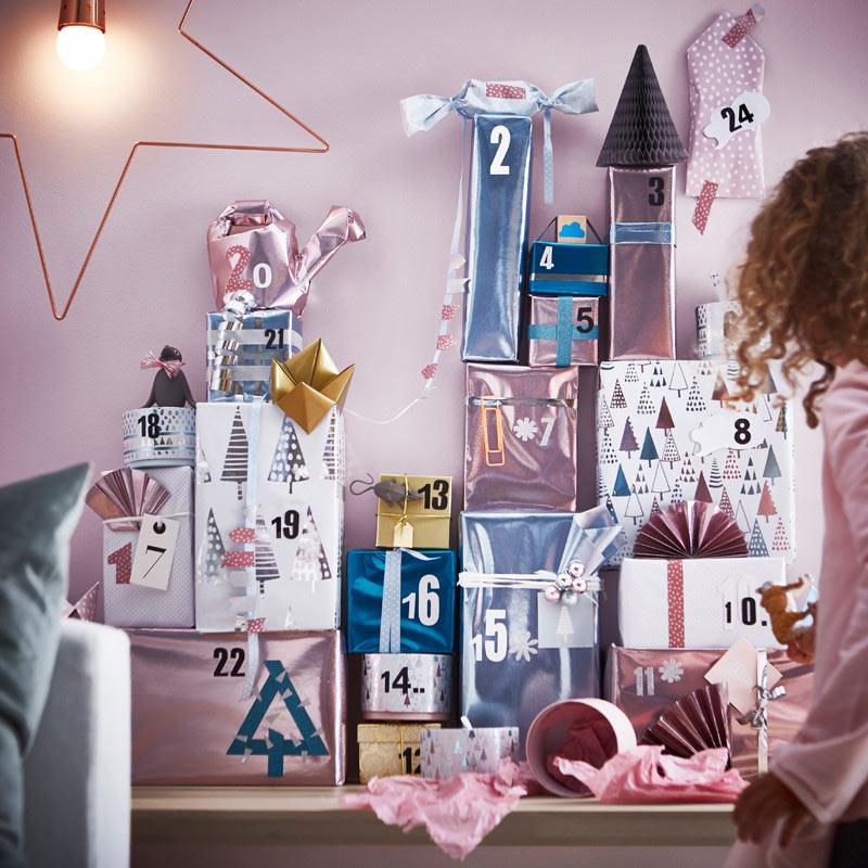 Weihnachtsdeko Ikea skandinavische weihachtsdeko ikea 2015