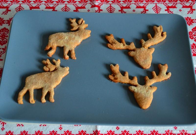 Pepperkaker, Rezept, Nachbacken, Norwegische Kekse, Plätzchen, Norwegen, Schweden, Skandinavien, Blog, Pfefferkuchen, Lebkuchen, Weihnachten