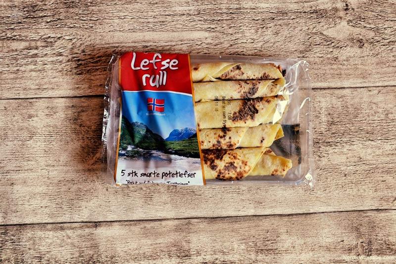 Lefse, Fladen, Norwegen, Blog, Skandinavien, lecker, Saure Sahne,