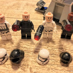 75141: Kanan's Speeder Bike, 75140: Resistance Troop Transporter, 75139: Battle on Takodana, 75138: Hoth Attack, 5137: Carbon Freezing Chamber, 75136: Droid Escape Pod, 75135: Obi-Wan's Jedi Interceptor, 75134: Galactic Empire Battle Pack, 75133: Rebel Alliance Battle Pack, 75132: First Order Battle Pack, LEGO, Star Wars, LEGO Star Wars, Episode III, The Force Awakens, C3PO, R2D2, Boba Fett, neu, New, 2016, Neuheit, Review, 75131: Resistance Trooper Battle Pack,