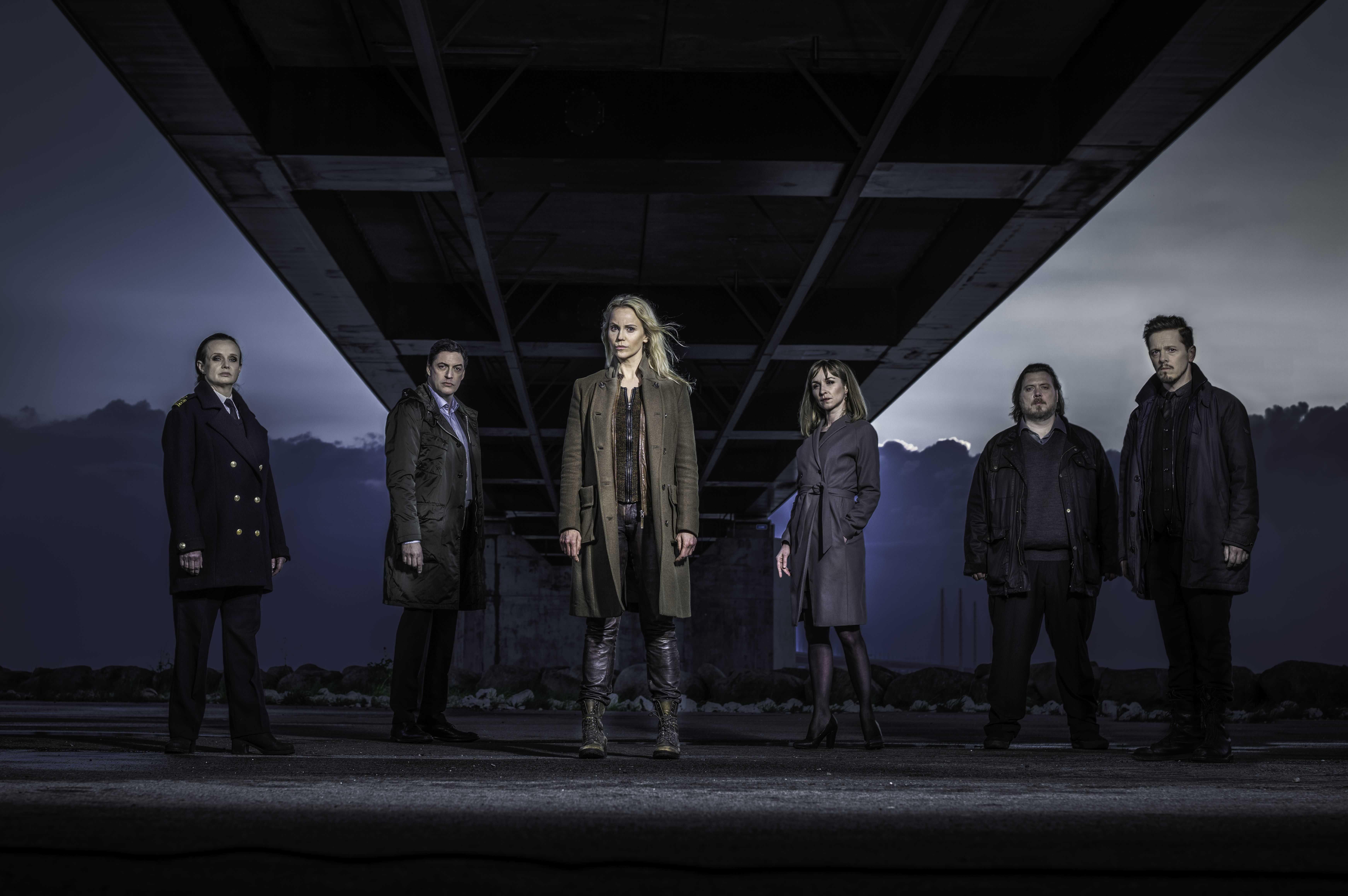 Skandinavischer Krimi, Schwedische Serie, Die Brücke, Tod in den Transit, ZDF, DVD, Bluray, Blog, Skandinavien, Schweden, Dänemark