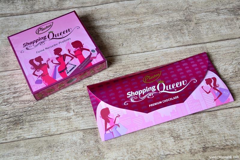 Shopping Queen Schokolade