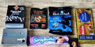 Skandinavische Süßigkeiten, Lakritz, Kekse, Schokolade , Schweden, Dänemark, Finnland, Daim, Gewinnspiel
