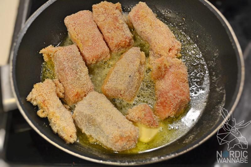 Lachs, Fisch aus Norwegen, Fischstäbchen, Skandinavien, Blog, Norwegen
