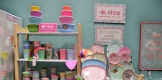 Buntes Geschirr, Rice, Dänemark, Blog, Skandinavien, Plastik, Kindergeschirr