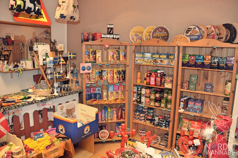 Schweden Markt