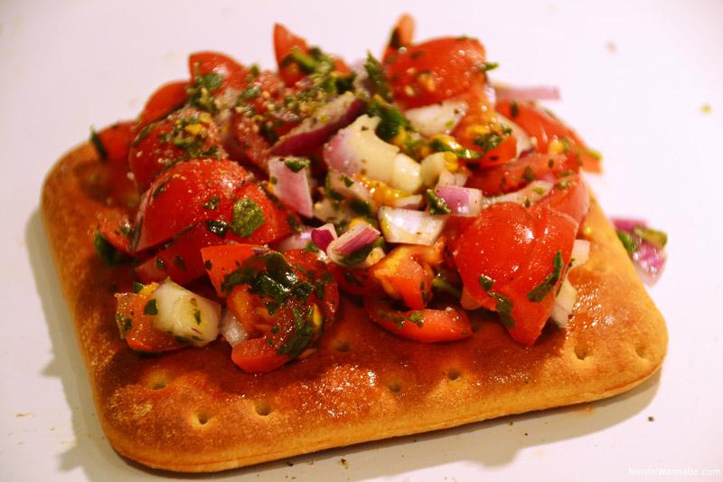 Softbröd, Soft Bröd, Rezepte, Schwedisches Brot, Blog, Schweden, Skandinavien, Pizza, lecker, schnell