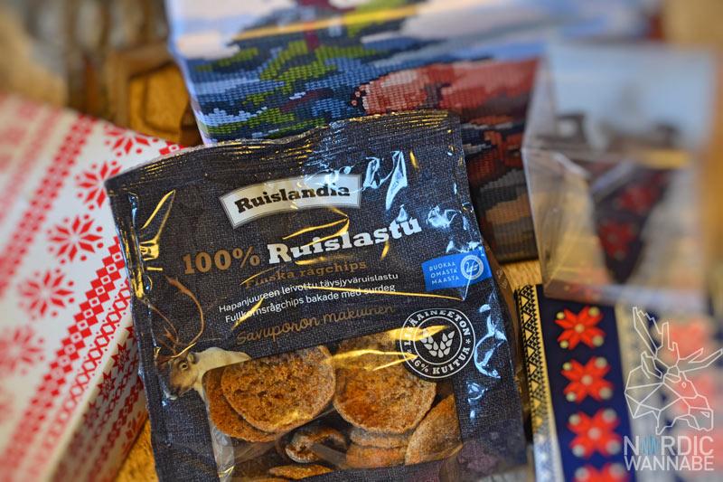 Finnische Roggenchips, Finnland, Skandinavien, Blog, Roggenmehl, finnisch