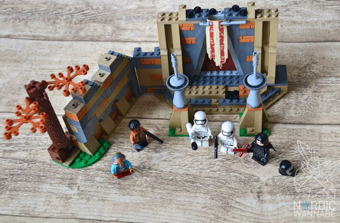 LEGO Star Wars 75139 Battle on Takodana , Force awakens, 2016, 2015, neu, new, Review, LEGO, Star Wars, Dänemark, Skandinavien, Blog