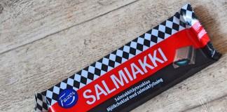 Salmiakki, Schokolade aus Finnland, Schokolade, Finnland, Skandinavien, Blog, Süßigkeit, Vollmilch, finnisch, Fazer, Panda