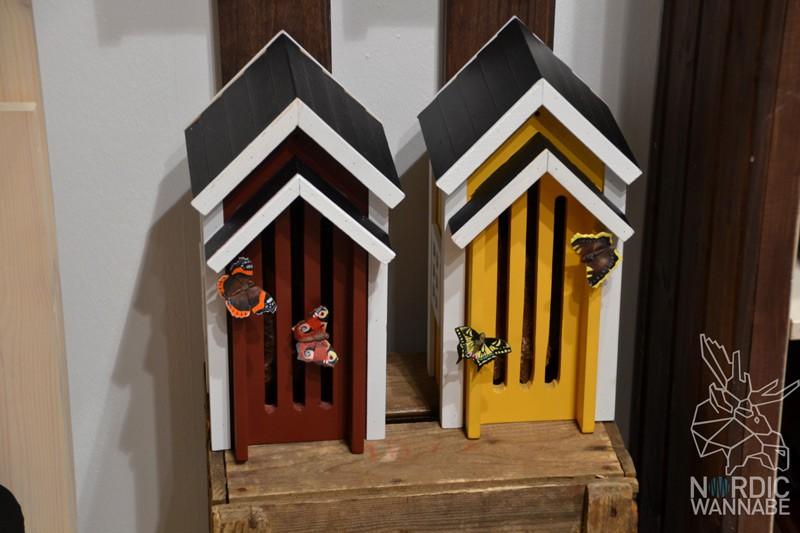 Skandinavien für den Garten, Wildlife Garden,  Vogelhaus, Schneckenhaus, Futterhaus, Schweden, Skandinavien, Bienenfalle, Windlicht,  Blog, Deko