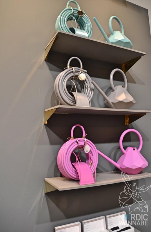 Garten-Accessoires, Handtasche, Fashion, Garden Glory, Gießkanne, Schaufel, Gartenschlauch, Frauen, extra, Schweden, Skandinavien, Blog