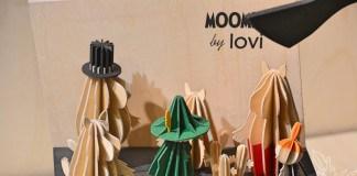 Moderne Holzfiguren aus Finnland , Lovi, 3D, Geschenk, Finnland, finnisch, Blog, Skandinavien
