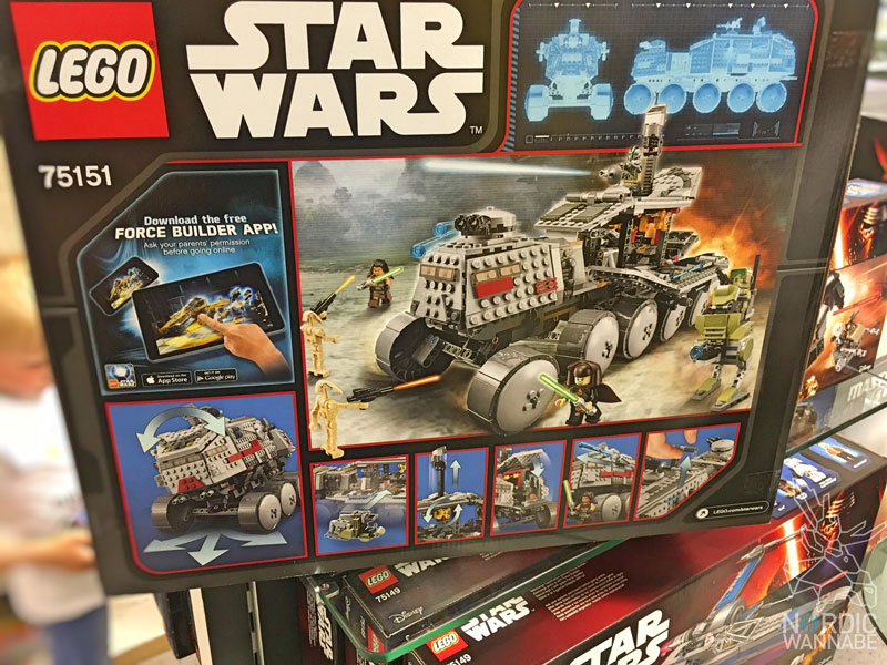 LEGO 75147 Star Scavenger, LEGO, Star Wars , LEGO Star Wars, 2016, Neuheit, neu, new, Sets, Blog