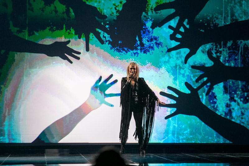 Greta Salóme, Eurovision Song Contest , ESC, 2016, Stockholm, Island,