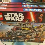 LEGO Captain Rex's AT-TE 75157, LEGO, Star Wars , LEGO Star Wars, 2016, Neuheit, neu, new, Sets, Blog