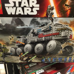 LEGO 75151 CloneTurboTank, LEGO, Star Wars , LEGO Star Wars, 2016, Neuheit, neu, new, Sets, Blog