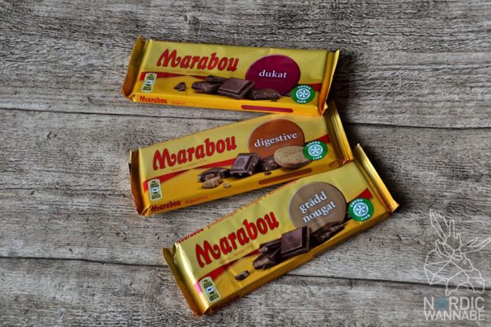 Schokolade aus Schweden, Marabou, schwedische Schokolade, Test, Nugat, Praline, Keks, Skandinavien, Blog